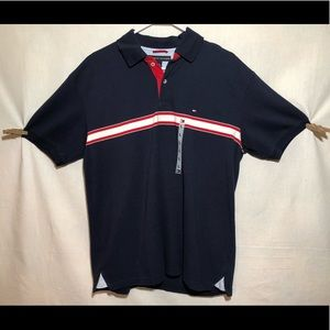 Tommy Hilfiger Navy Blue Polo NWT